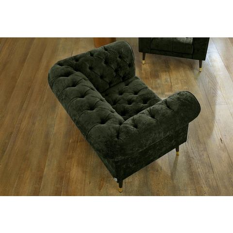 GMK Home & Living Chesterfield loveseat Tinnum