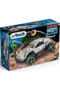 eitech modelbouwset desert truck kit, gemaakt in duitsland multicolor