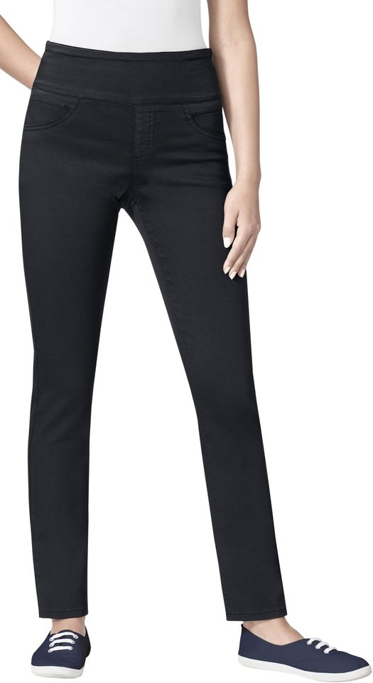 Casual Looks broek met hoge rondom elastische band voordelig en veilig online kopen
