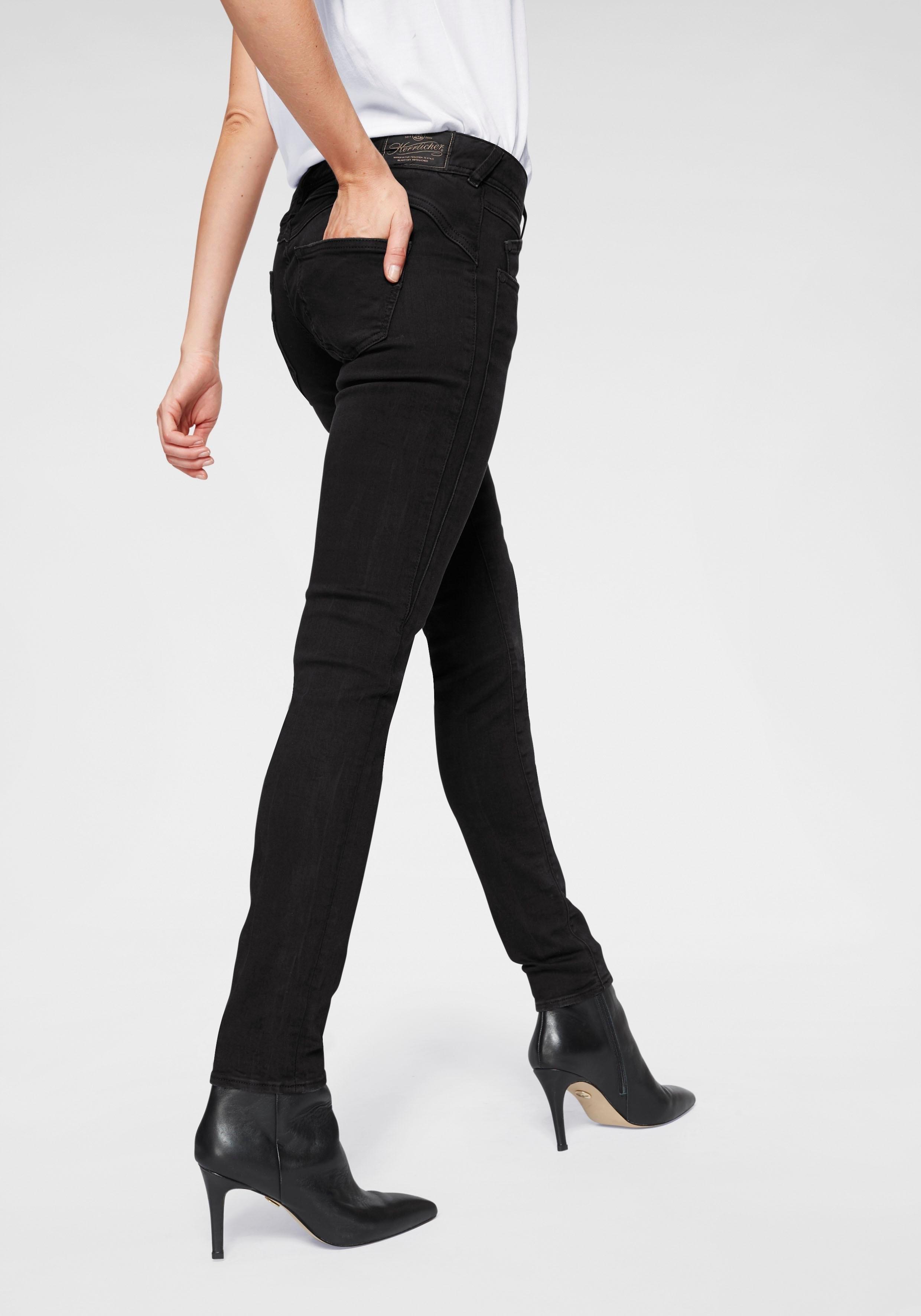 Herrlicher slim fit jeans »Gila« - verschillende betaalmethodes