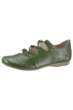 josef seibel ballerina's met riempje »fiona« groen