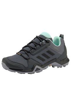 adidas performance outdoorschoenen »terrex ax3 goretex w« grijs