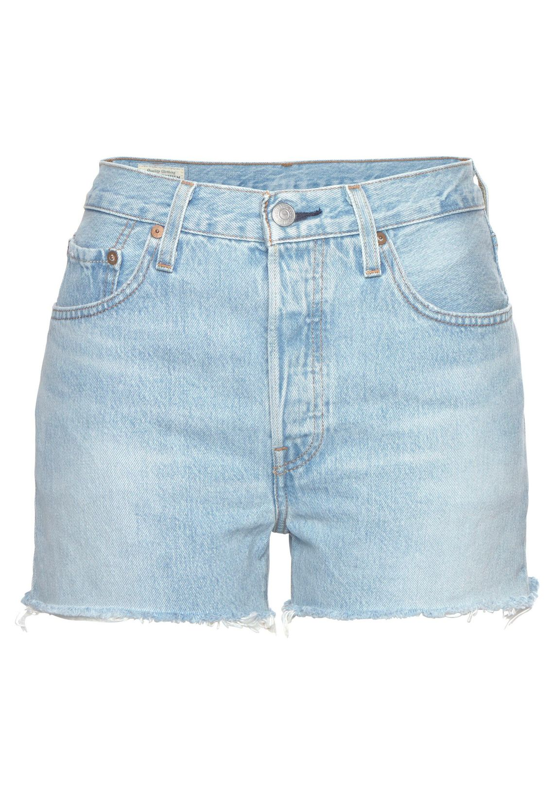 Levi's® Short 501 Highrise Online Bestellen Light-blue-bleached I6PGtLlm