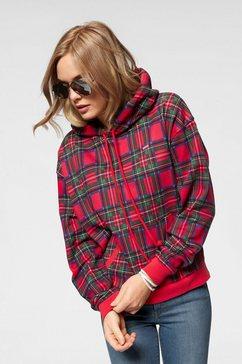 levi's hoodie »unbasic hoodie« rood