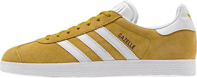 adidas sneakers groen geel