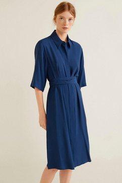 mango blousejurk »amanda« blauw