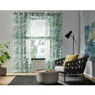 gordijn, »bambus«, my home, ringen per stuk groen