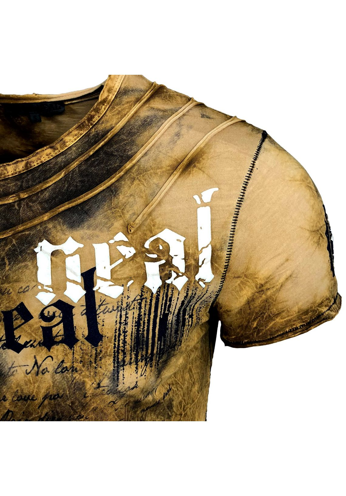 Rusty Neal T-shirt Koop Je Bij Brown P7xM99xs ZjTAN2FM
