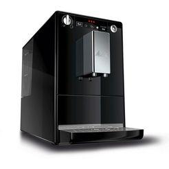 melitta automatisch koffiezetapparaat caffeo solo zwart e 950-101, 1,2 l-reservoir, kegelmaalwerk zwart