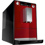 melitta automatisch koffiezetapparaat caffeo solo e 950-104 chili red, 1,2 l-reservoir rood