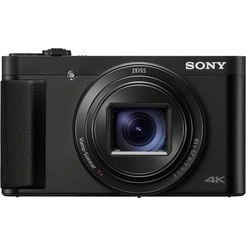sony compact-camera dsc-hx99 touchscreen, 4k video, ogen-autofocus zwart