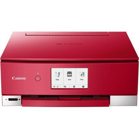 Canon PIXMA TS8252 RED