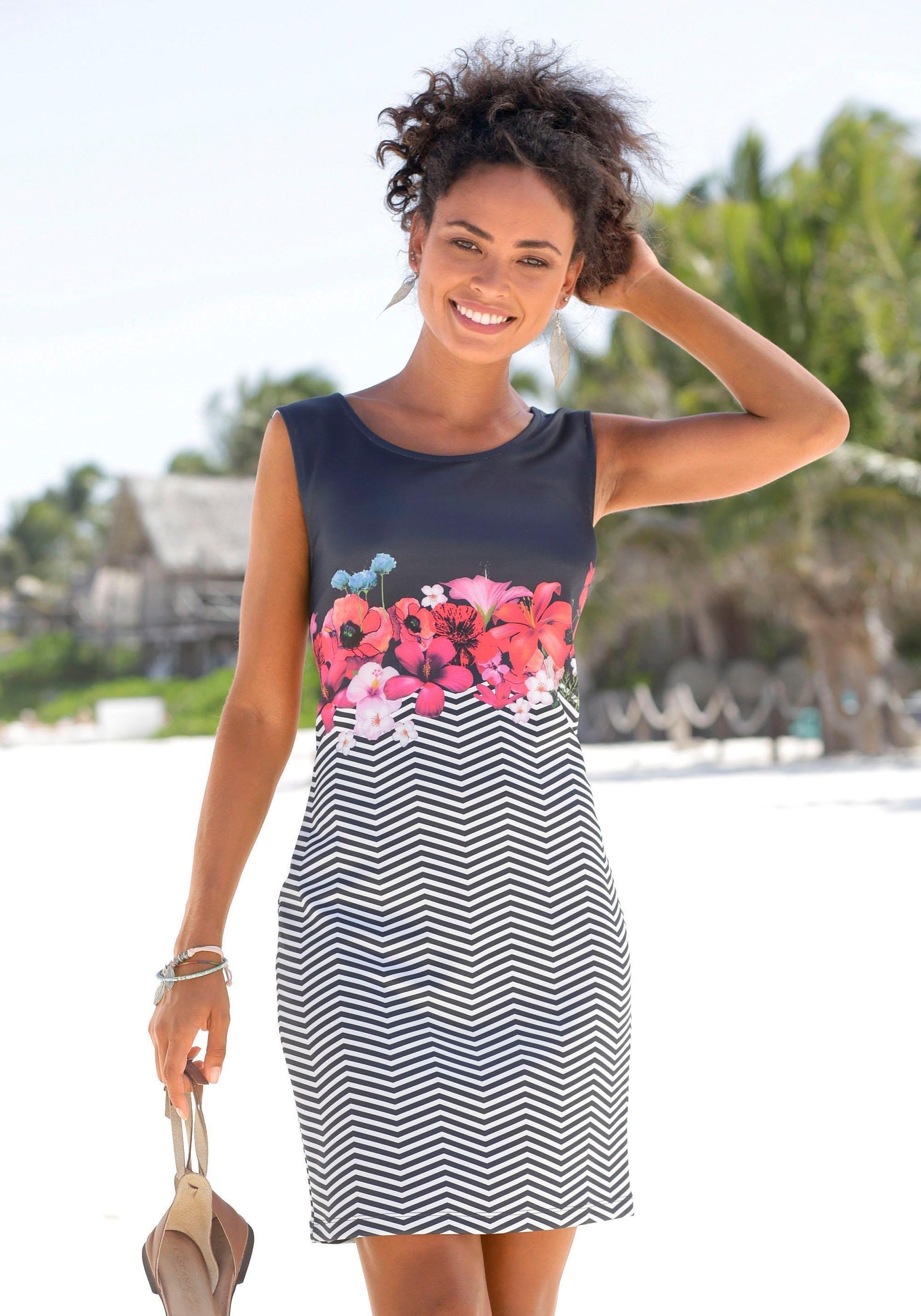 LASCANA scuba-jurk in smal model in de webshop van OTTO kopen