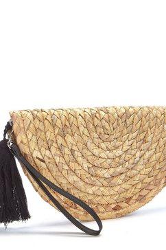 lascana strand-clutch beige