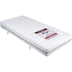 comfortschuimmatras »power dream«, besports, 21 cm dik wit