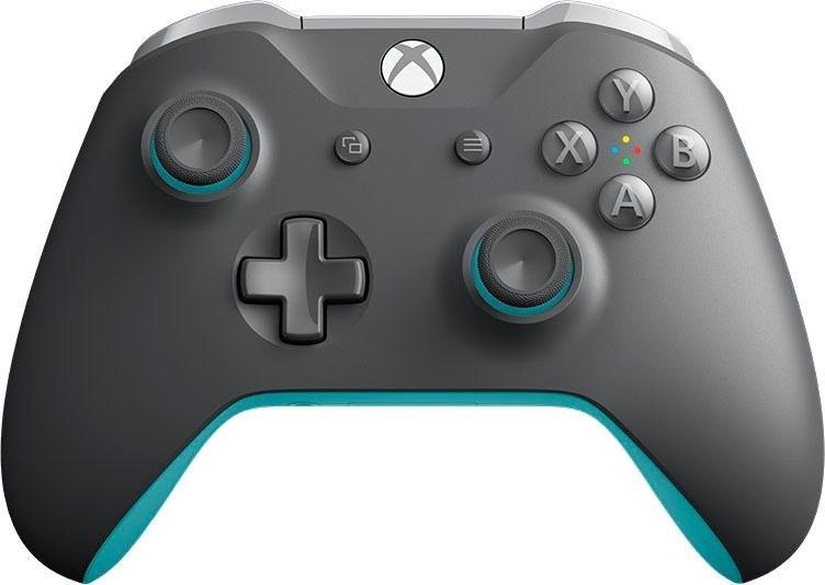 XBOX One controller »Wireless grey blue« goedkoop op otto.nl kopen