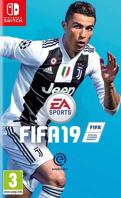 Nintendo Game NINTENDO SWITCH FIFA 19 bestellen: 30 dagen bedenktijd