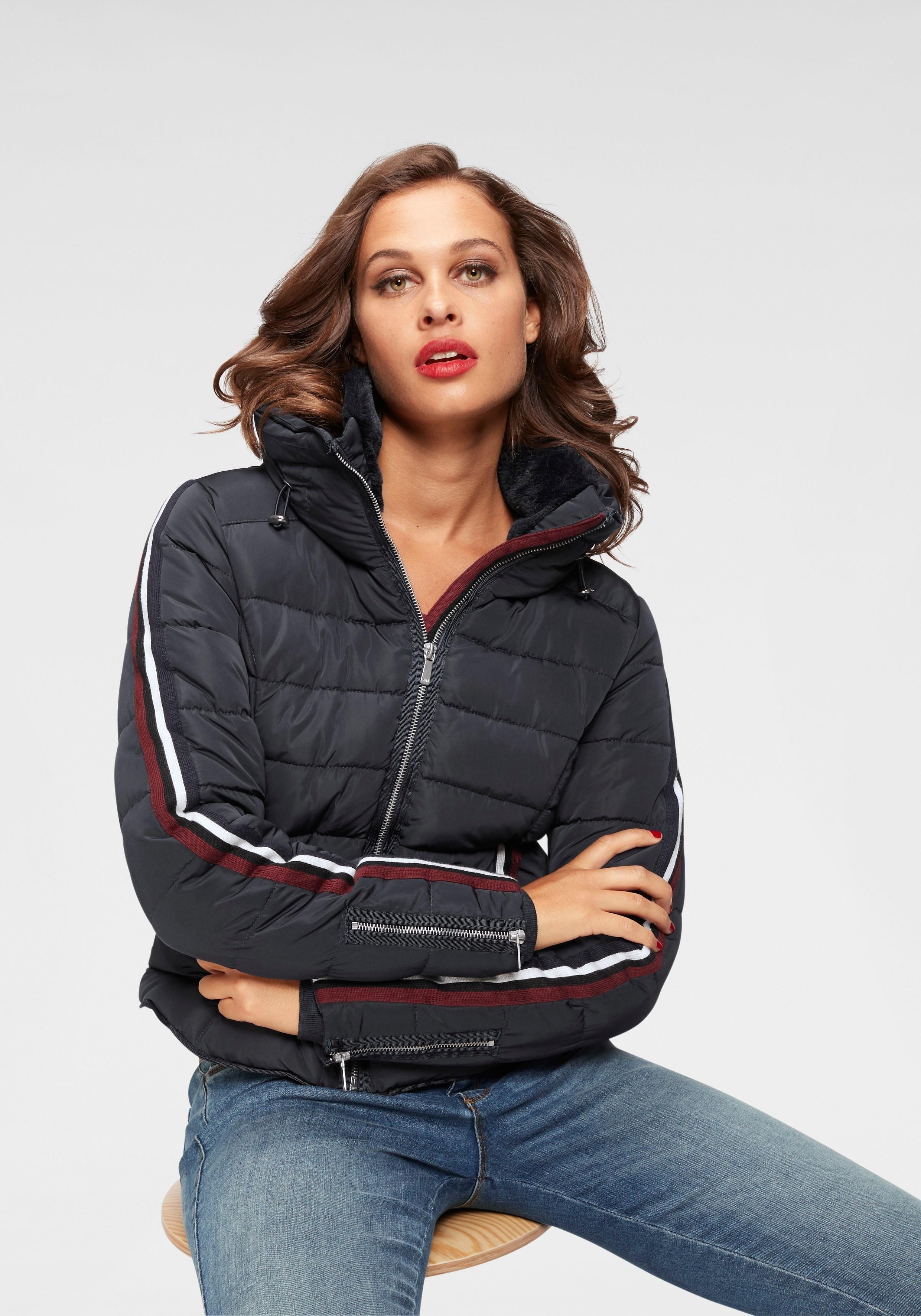 Op zoek naar een Zabaione gewatteerde jas »MIRIAM«? Koop online bij OTTO