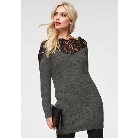 ONLY tricotjurk HANNA grijs