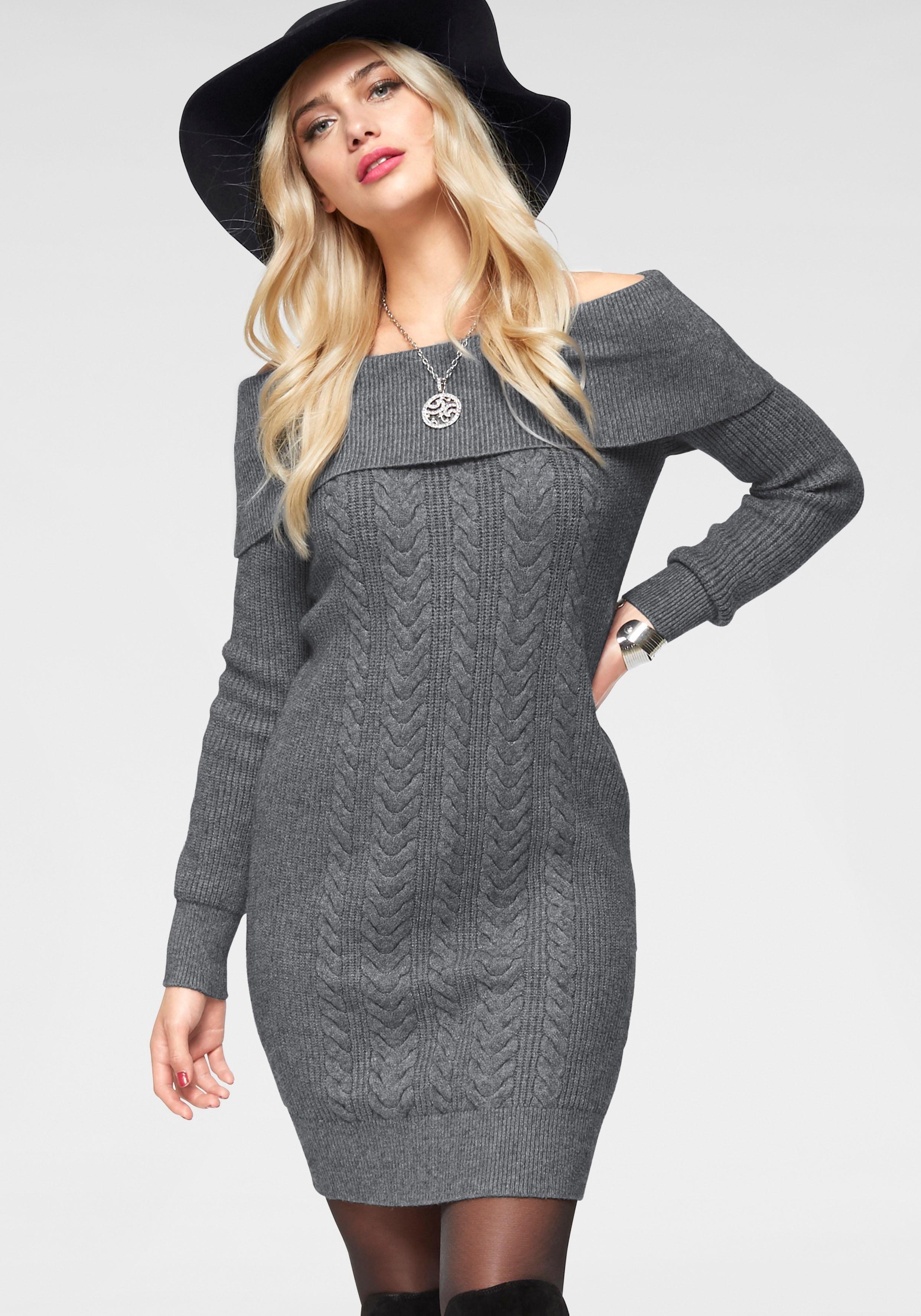 VERO MODA tricotjurk »JINA« nu online kopen bij OTTO