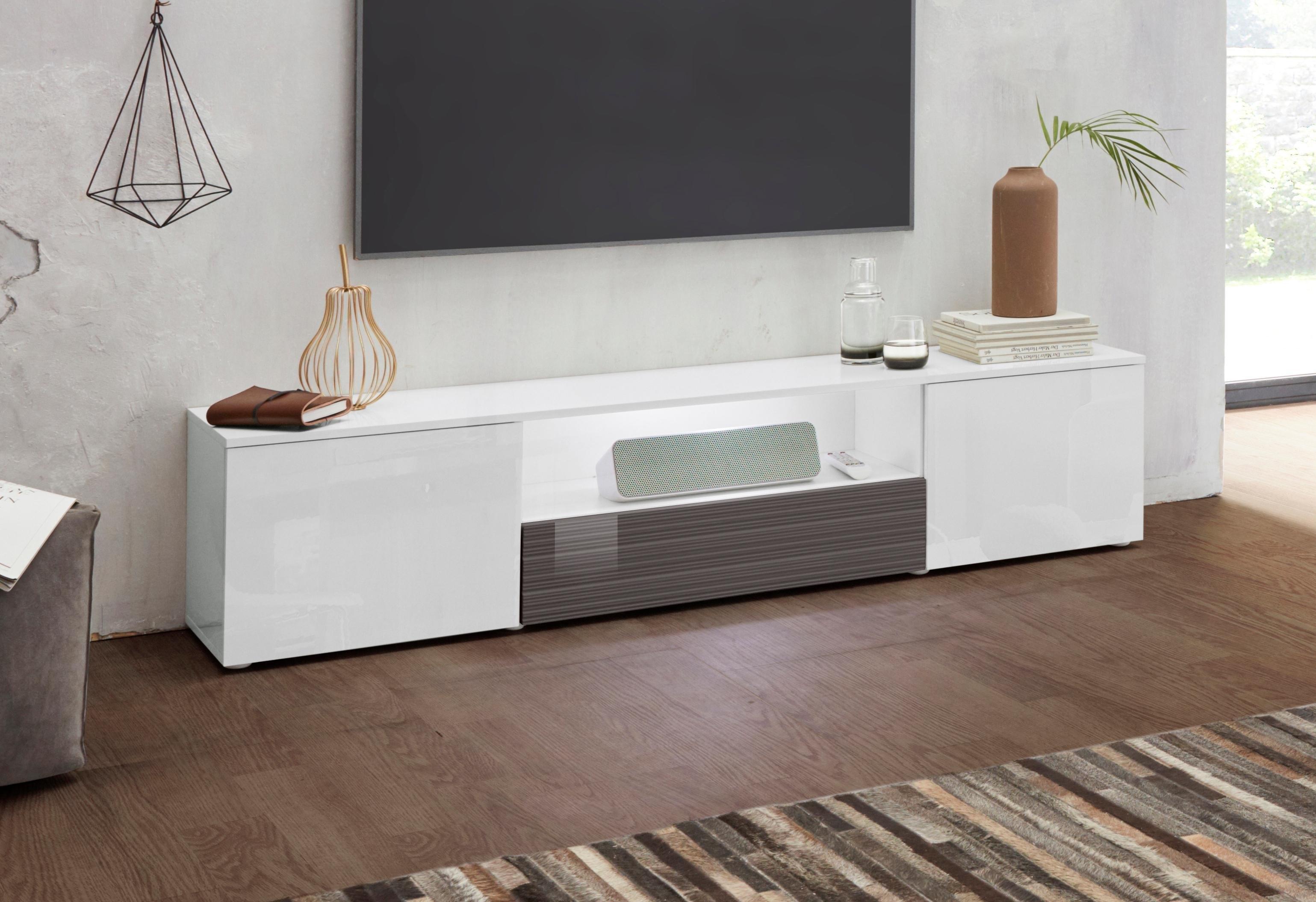 borchardt Möbel tv-meubel Savannah Breedte 166 cm nu online kopen bij OTTO