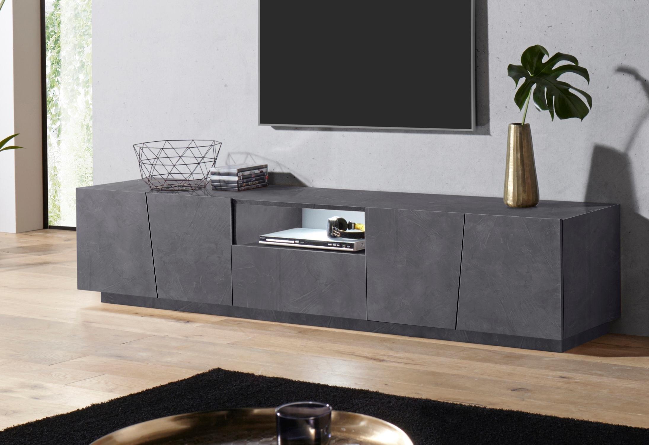 Tecnos tv-meubel »Vega«, breedte 220 cm online kopen op otto.nl