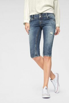 ltb capri-jeans »georget cycle« blauw