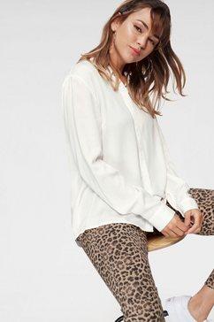 b.young klassieke blouse »friche« wit