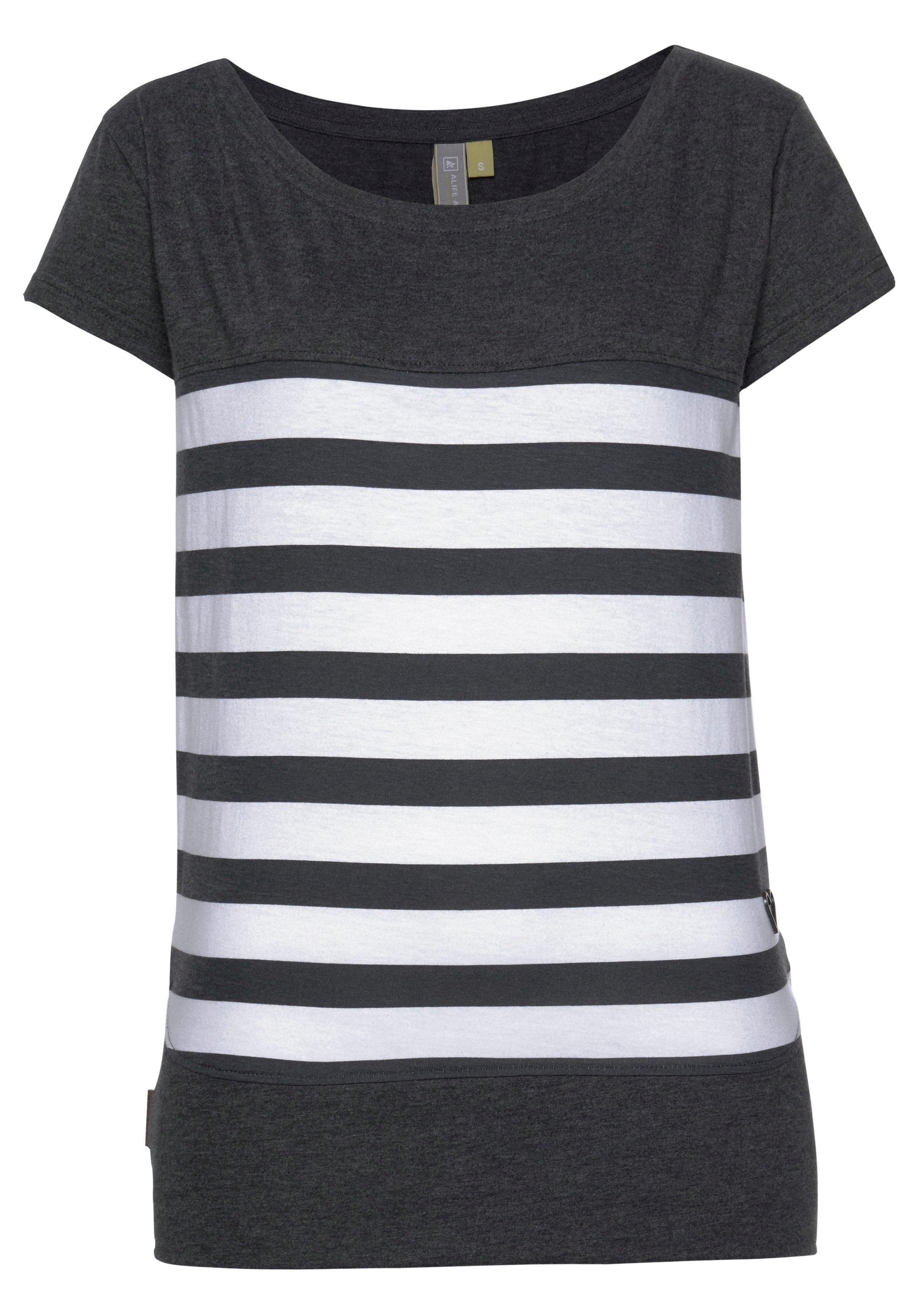 Alife And Kickin T-shirt »CORA S« bestellen: 14 dagen bedenktijd