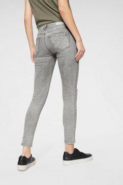 ltb skinny jeans »mina« grijs