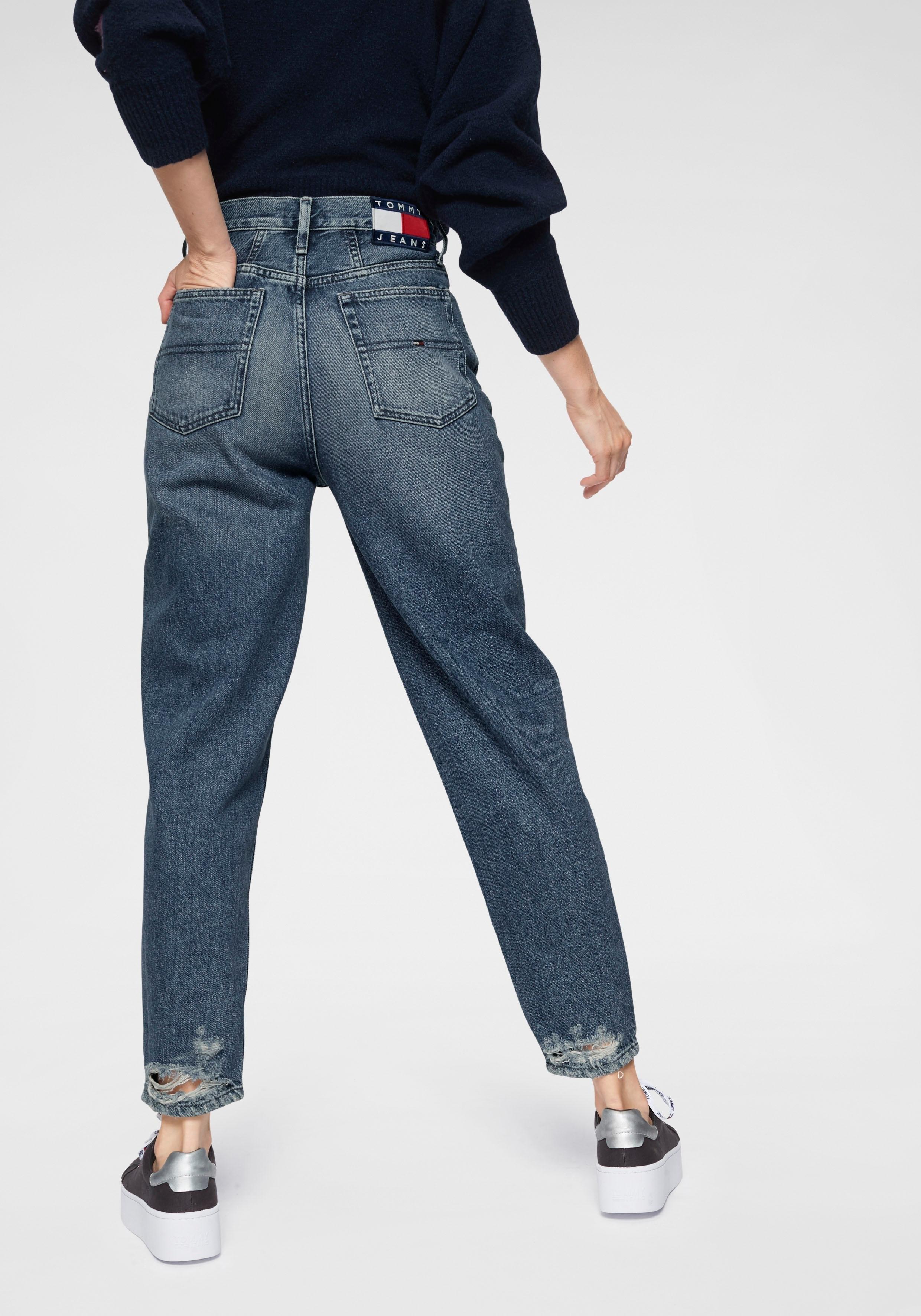 Tommy Jeans tapered fit jeans - verschillende betaalmethodes