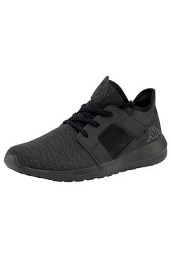 kappa sneakers »amun ii -xl« zwart