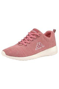 kappa sneakers »cellus« roze