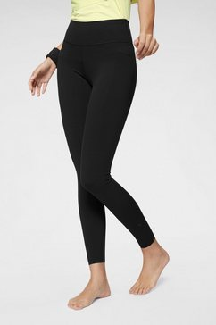 nike functionele tights »w nk all-in lux tght« zwart