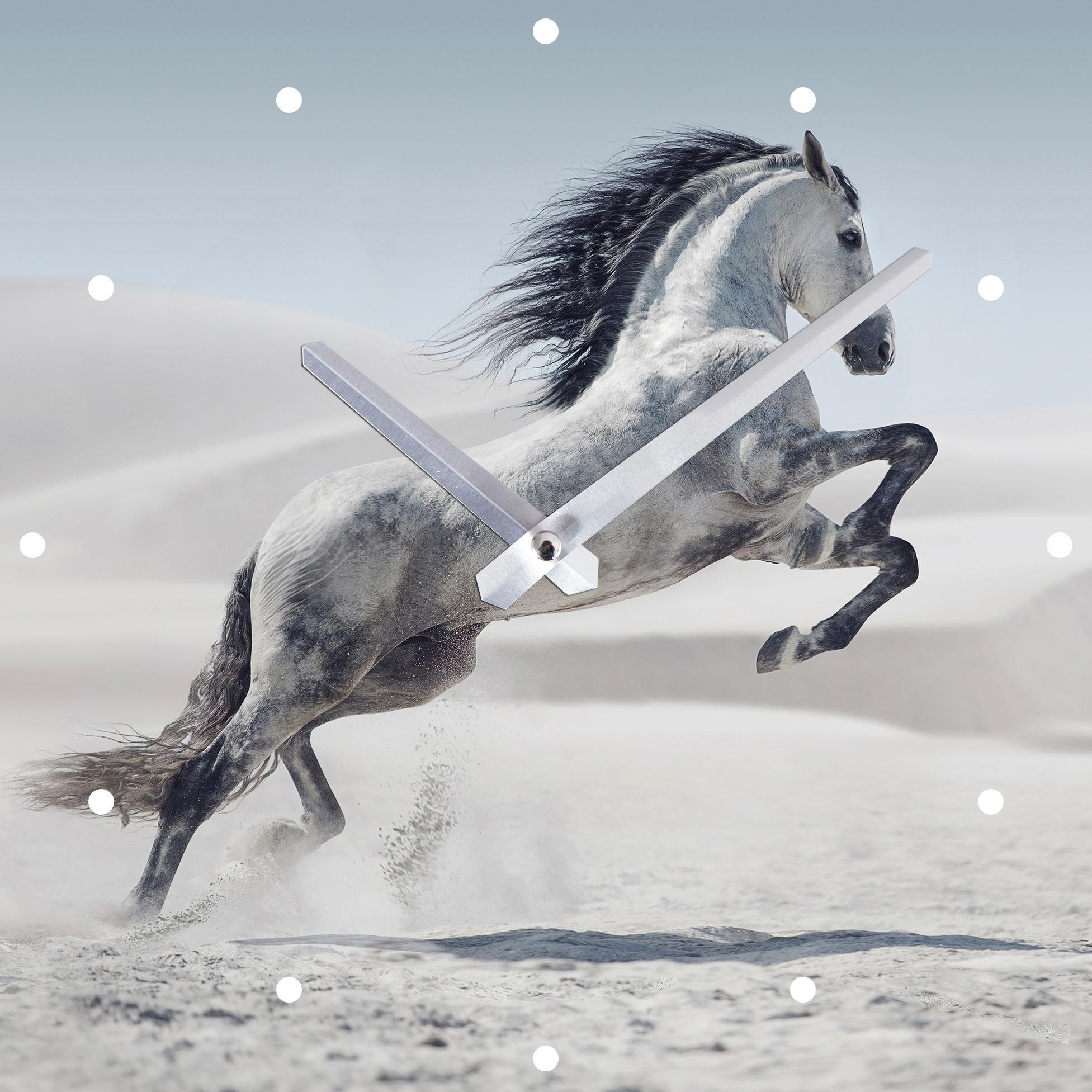 wandklok »Pferd« voordelig en veilig online kopen