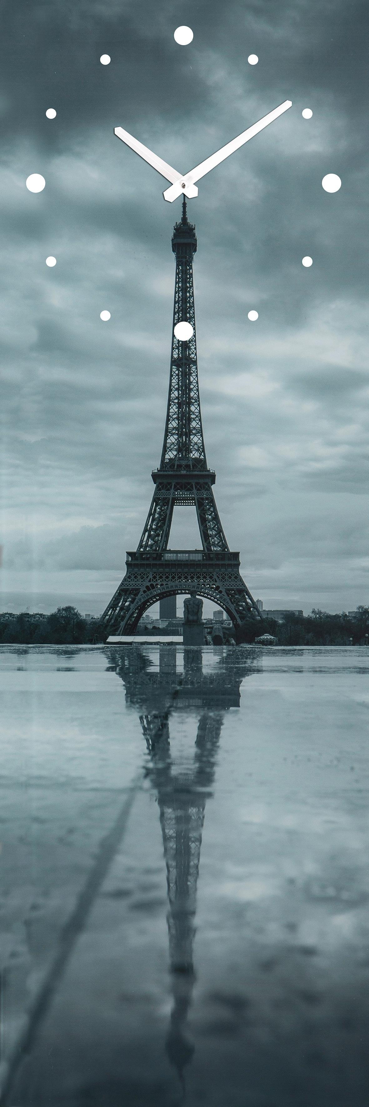 Op zoek naar een wandklok »Eifelturm«? Koop online bij OTTO