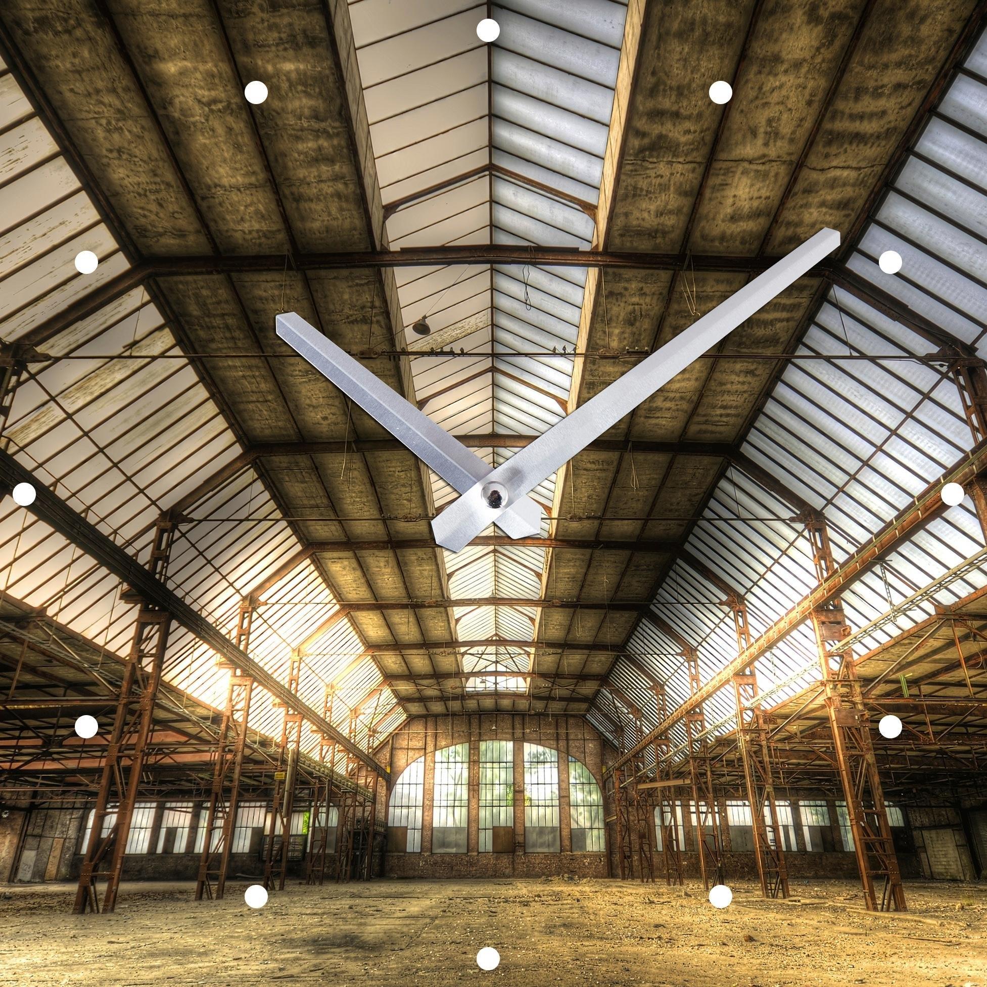 wandklok »Halle« in de webshop van OTTO kopen