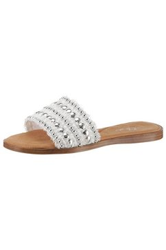 s.oliver slippers wit