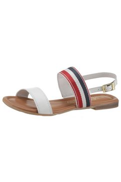 s.oliver sandalen wit