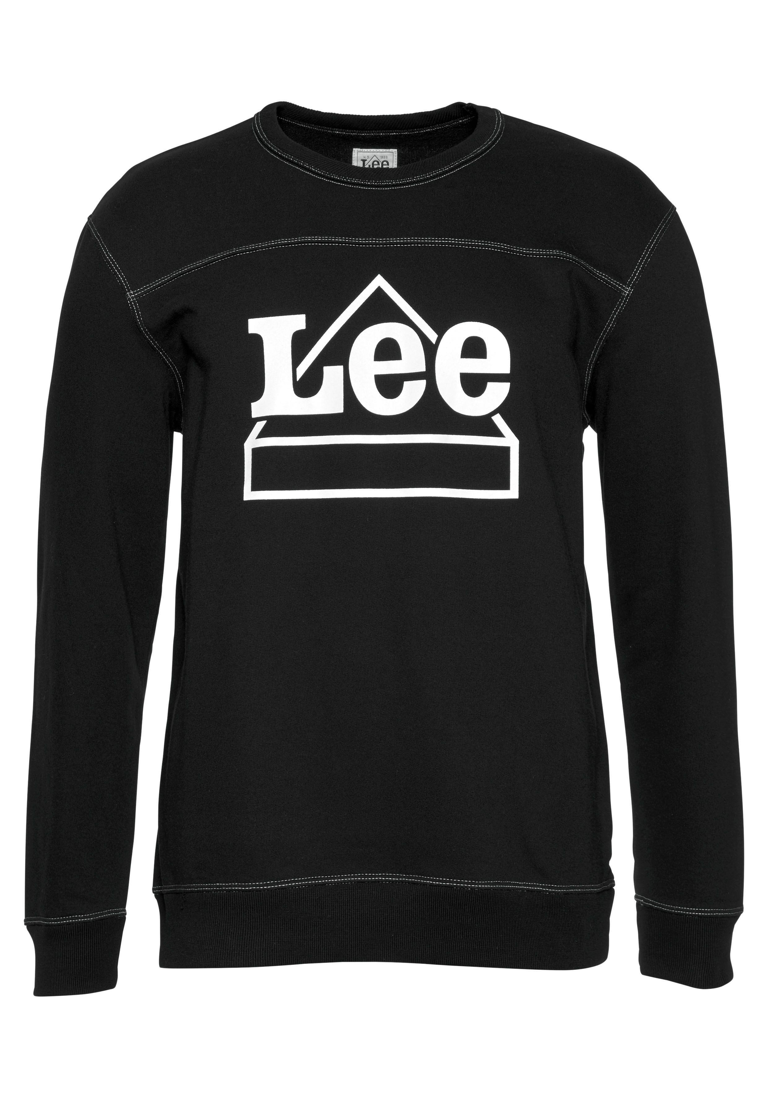 Makkelijk Makkelijk Besteld Makkelijk Besteld Sweatshirt Lee® Sweatshirt Sweatshirt Lee® Lee® Lee® Besteld eCBxdro