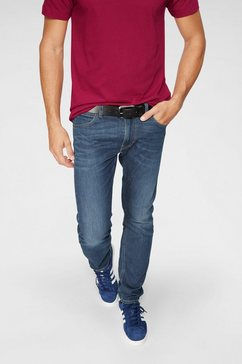 lee regular fit jeans »daren« blauw