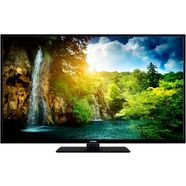telefunken d40u297m4cw led-tv (40 inch), 4k ultra hd zwart