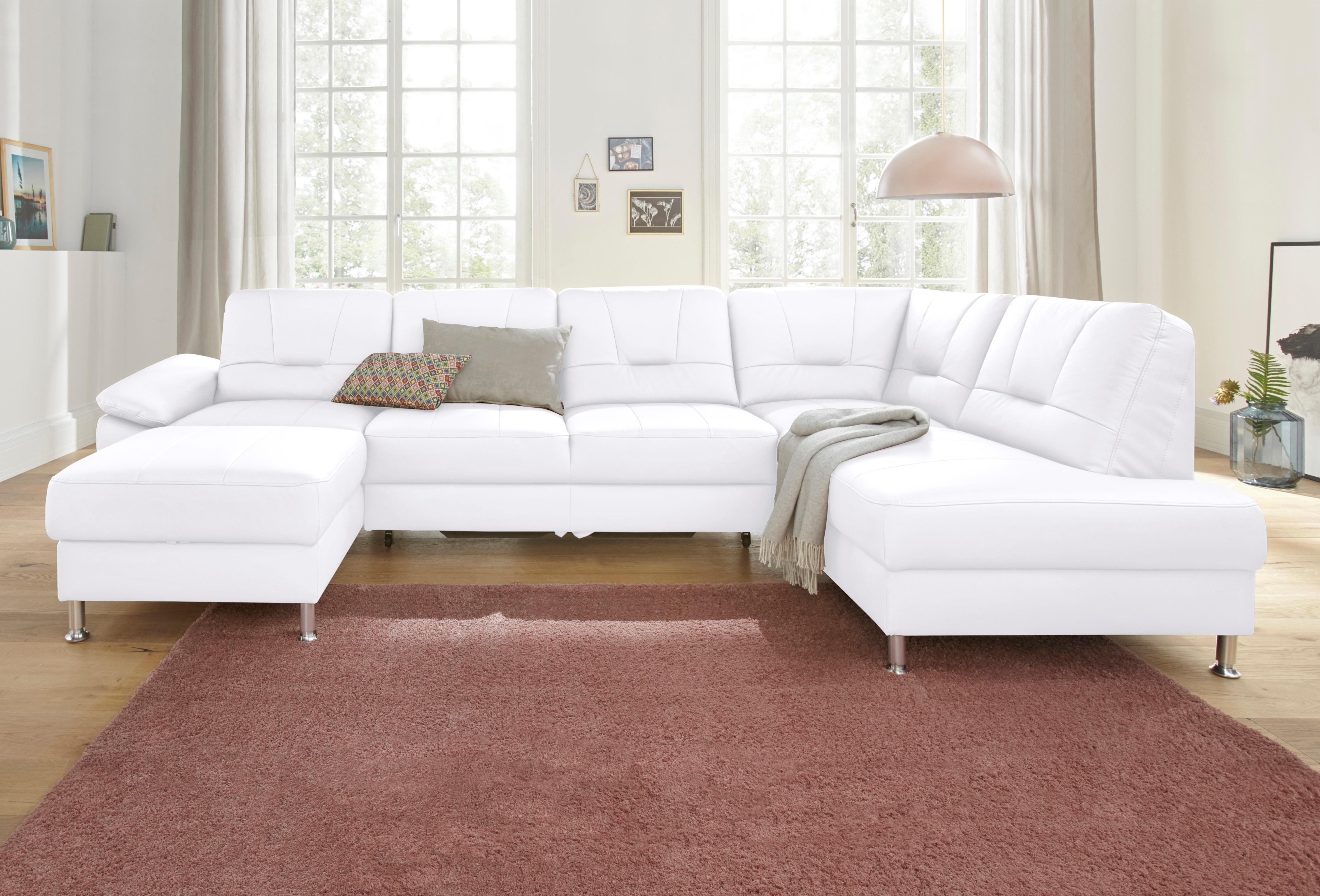 exxpo - sofa fashion zithoek optioneel met bedfunctie bestellen: 30 dagen bedenktijd