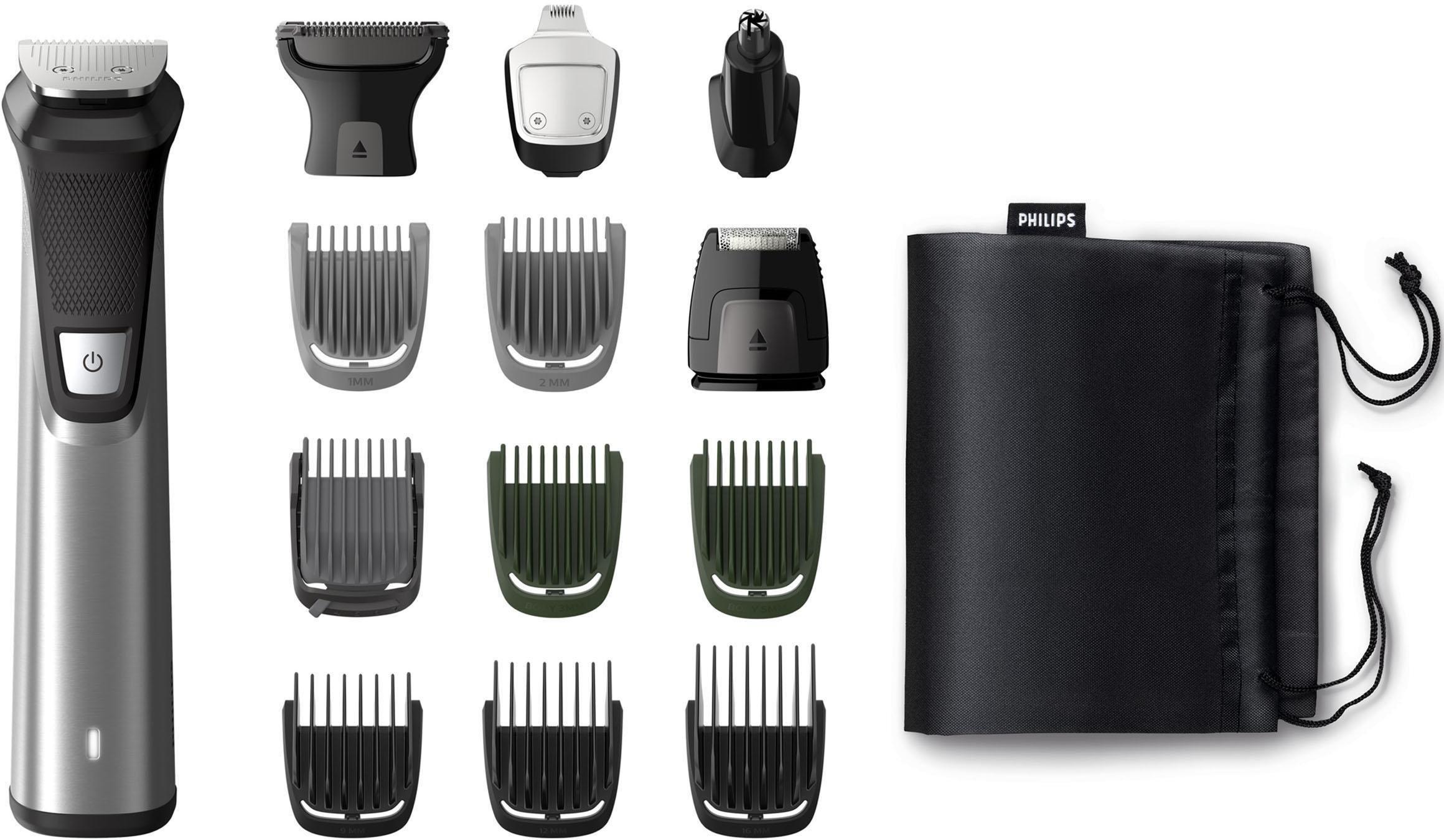 Philips multifunctionele trimmer MG7745/15 All-in-one trimmer, 14-in-1 voor gezicht, lichaam en hoofdhaar - verschillende betaalmethodes