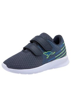 kangaroos sneakers »kf act v« blauw