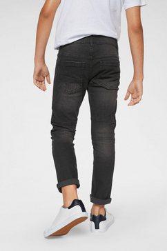 buffalo 5-pocket jeans zwart