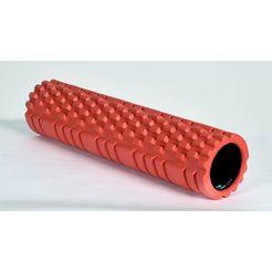 christopeit sport massagerol (1-delig) rood
