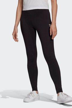 adidas originals legging loungewear adicolor essentials leggings zwart