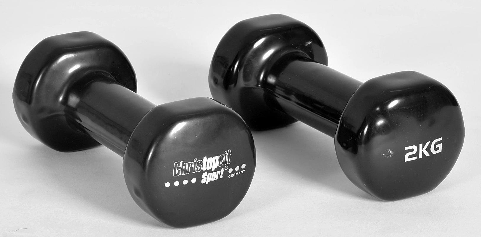 Christofeit Sport Christopeit Sport® halter 4,0 kg (2-delig) - verschillende betaalmethodes