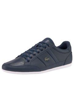 lacoste sneakers »chaymon bl 1 cma« blauw